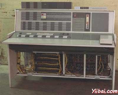 第三代的计算机标记所使用的集成电路(ic)来代替