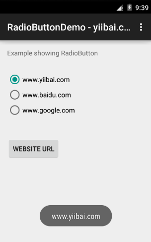 www.google.com_以下画面会出现第三个单选按钮被选中时,文本\