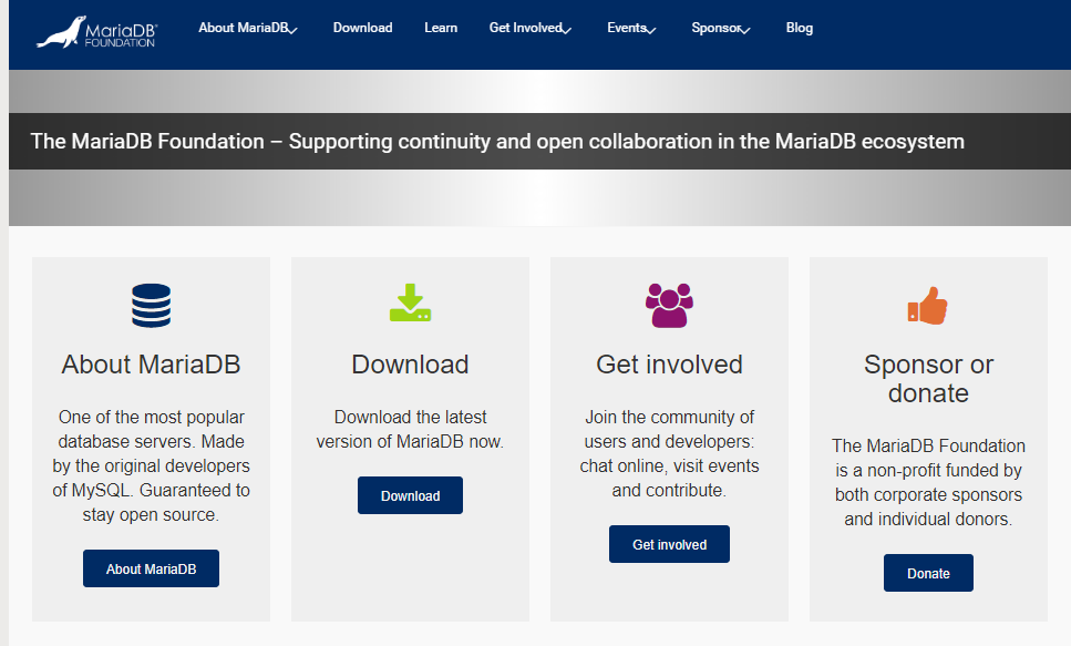 MariaDB教程