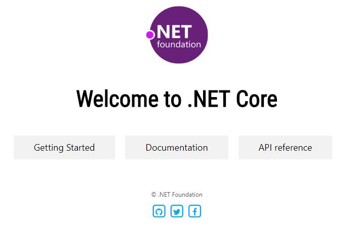 .NET Core教程